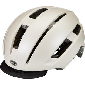 Bell Daily LED MIPS Helm grau/beige